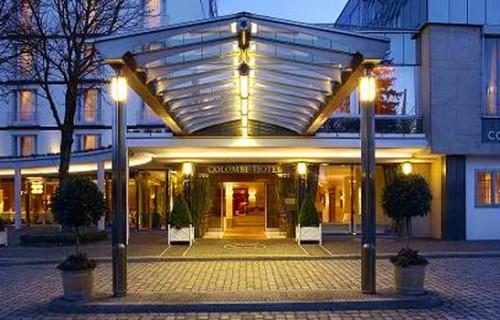 Colombi Hotel, Freiburg