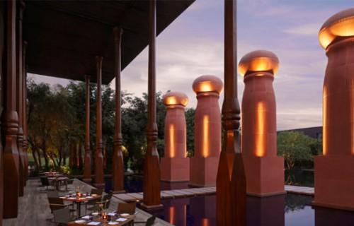 Dusit Devarana Hotel New Delhi