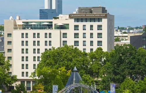 Hotel Hessischer Hof, Frankfurt