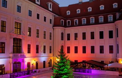 Hotel Taschenbergpalais, Dresden