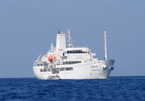 4 Nights and 5 Days Lakshadweep Cruise Package