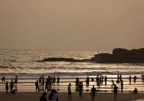 Goa Honeymoon Package Including Airfare