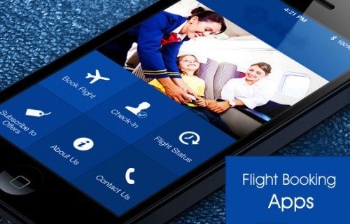 Top iOS & Android Apps For Flight Bookings