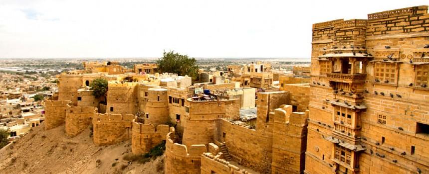 Sonar Kila in Jaisalmer