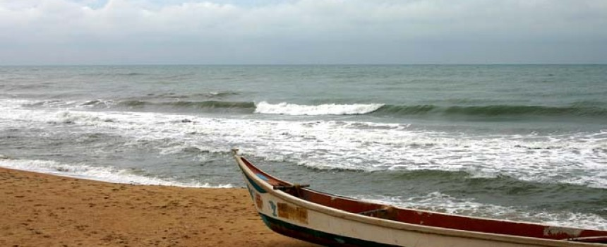 Covelong Beach in Chennai