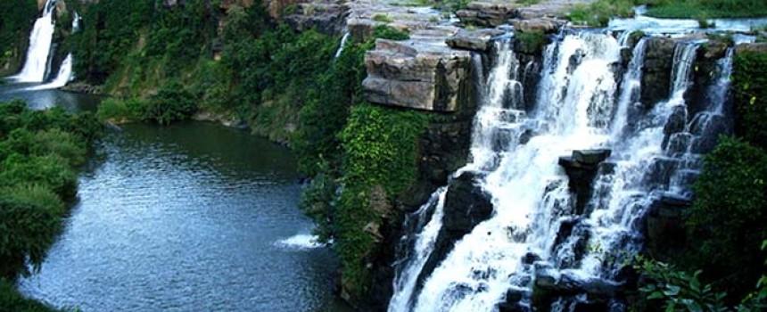 Ethipothala Falls