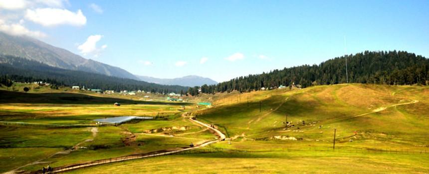 Gulmarg landscape