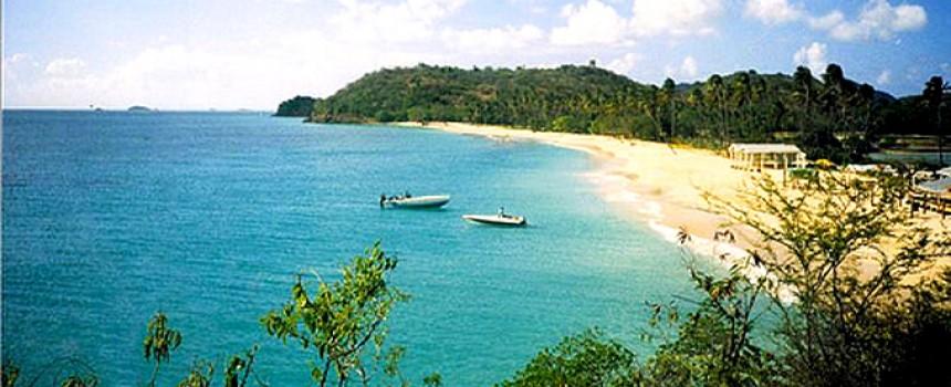 Island of Antigua