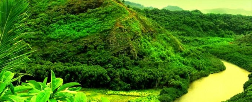 North Cachar Hills in Assam