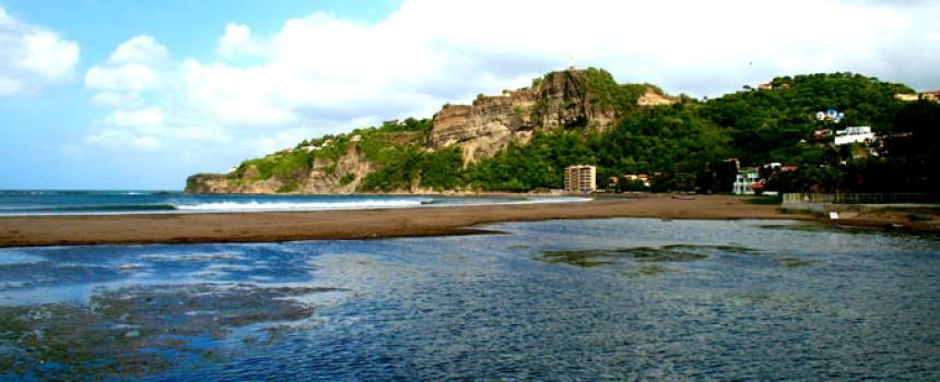 San Juan del Sur in Nicaragua