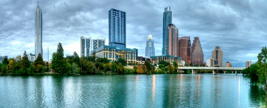 Austin on Town Lake