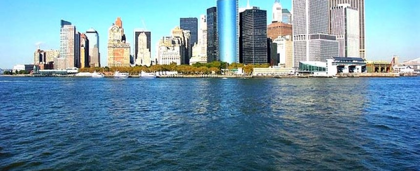 Manhattan in New York City
