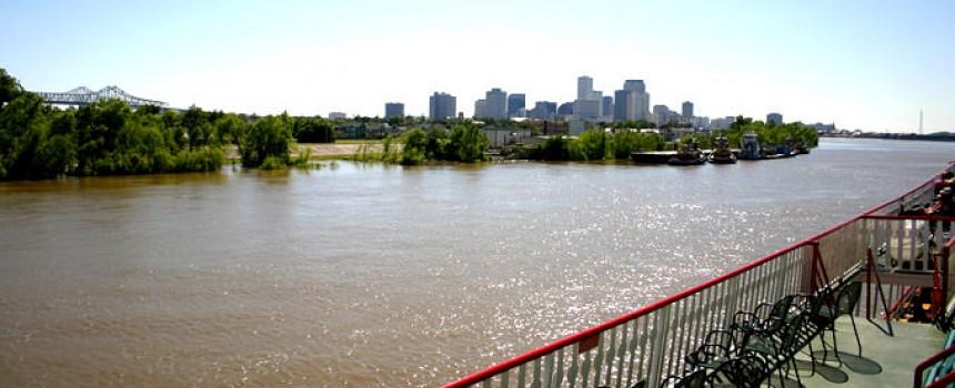 Natchez River - New Orleans
