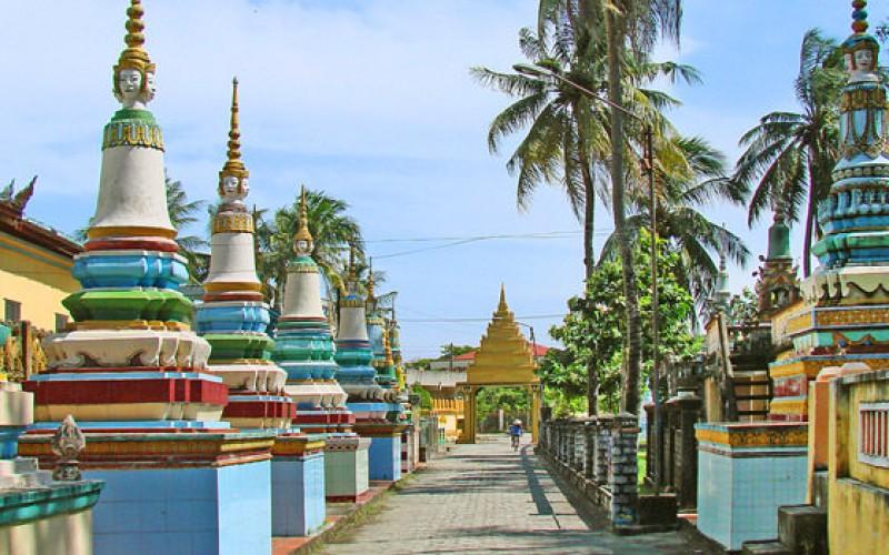 Tri-Ton, Vietnam