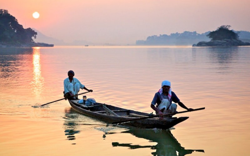 Brahmaputra River, Assam