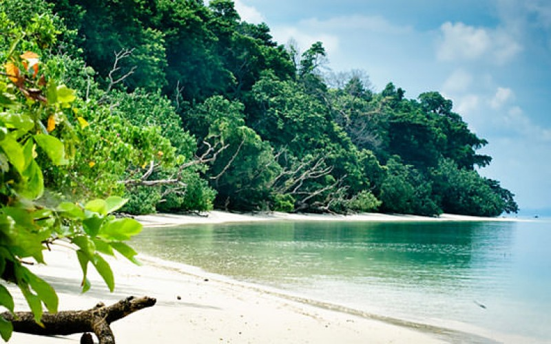 Elephant beach, Andaman Islands