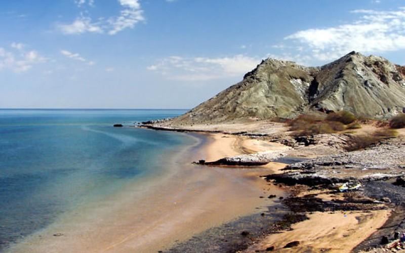 Khezr Beach, Iran
