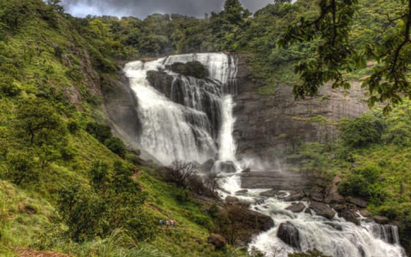 Mallali Falls, Coorg
