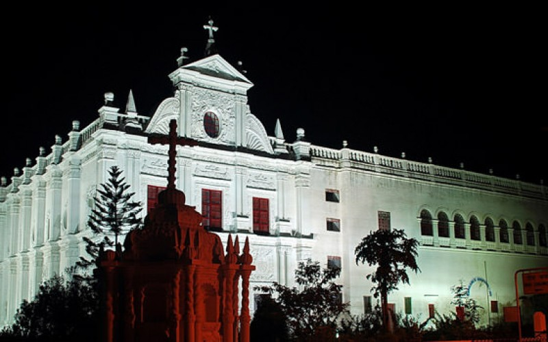 St. Pauls Church, Diu