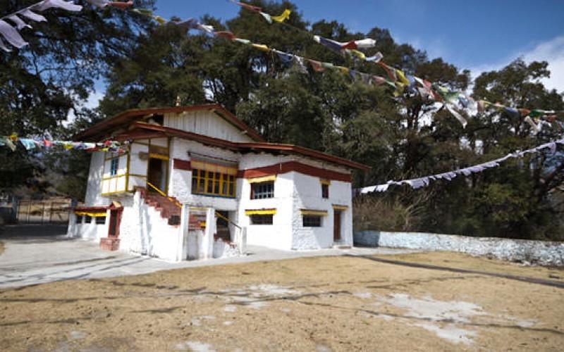 Urgelling monastery, Arunachal