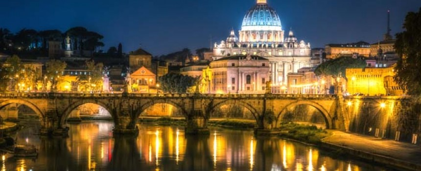 Vatican City in Rome