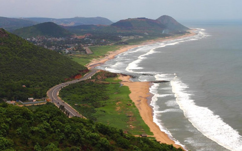 Vizag Beach Line