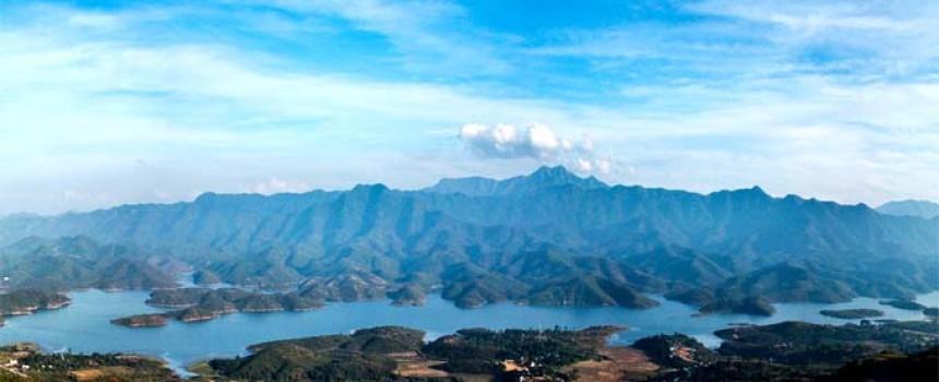 Khuga Dam in Manipur