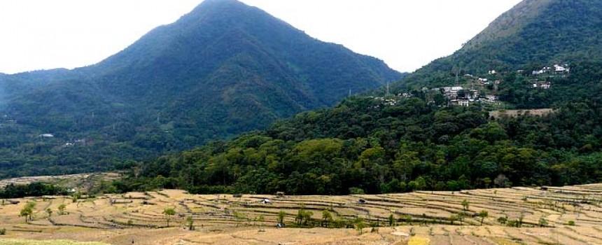 Kohima in Nagaland