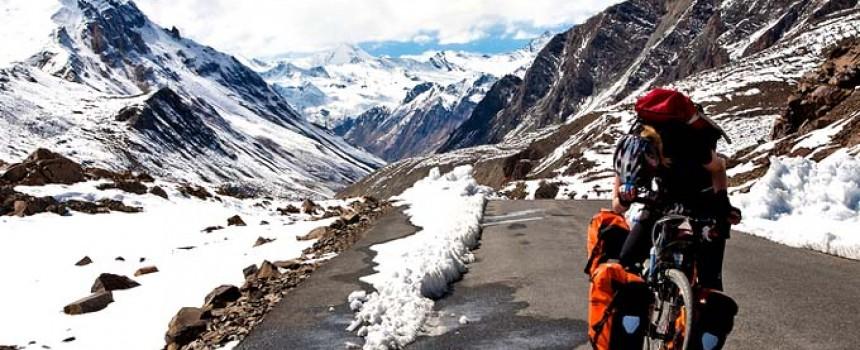 Manali-Leh Highway in Himachal Pradesh