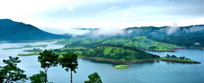 Meghalaya - Umium Lake