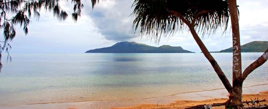 Paonangisi Beach Vanuatu