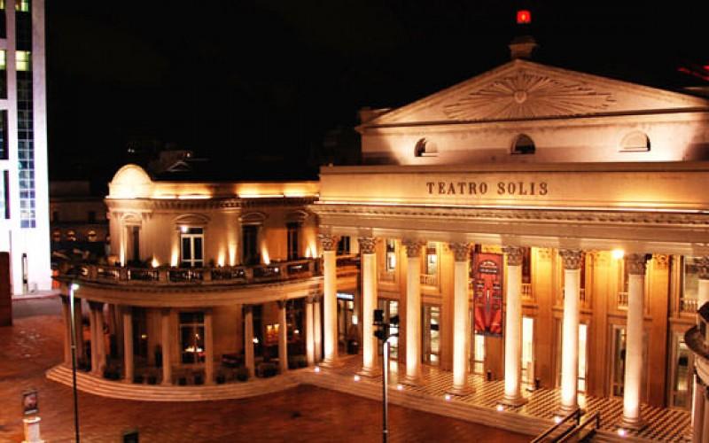 Theatre Solis, Montevideo