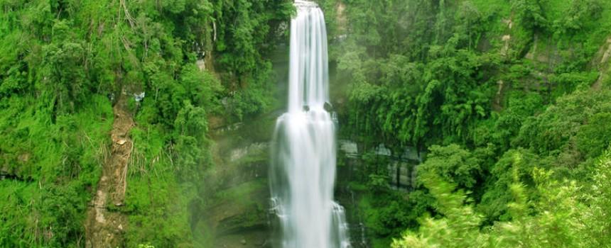 Vantawng-Falls