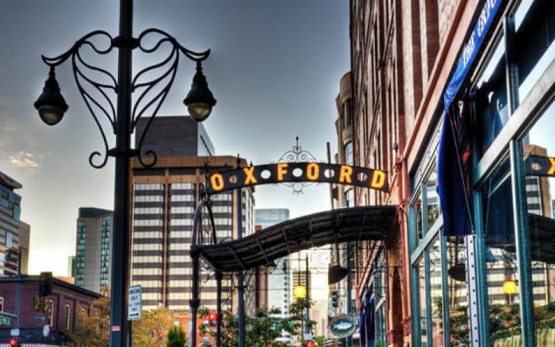 The Oxford Hotel Denver