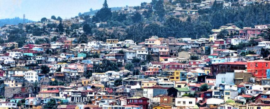 Abrazo a Valparaiso
