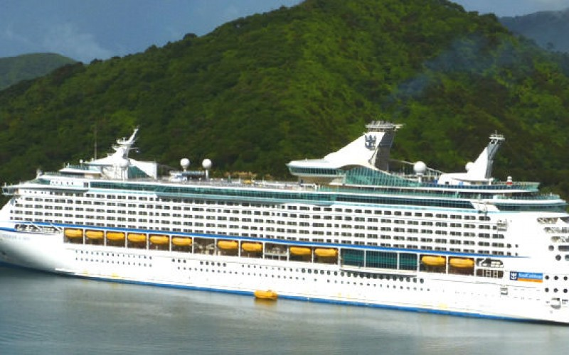 Royal Caribbean Cruise New Zealand