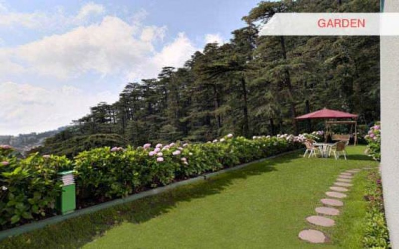 Honeymoon Inn Shimla Garden