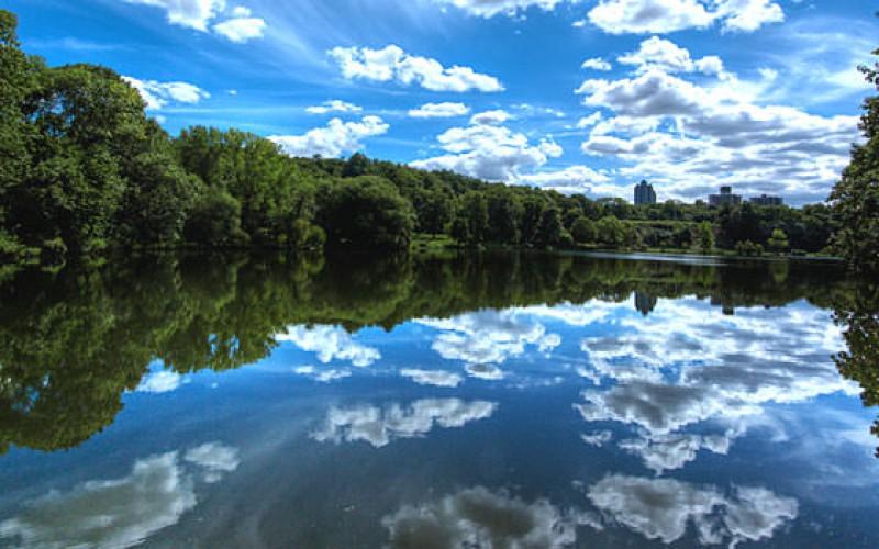 Van Cortlandt Lake, Bronx