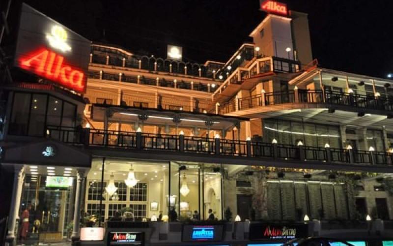 Alka Hotel Nainital