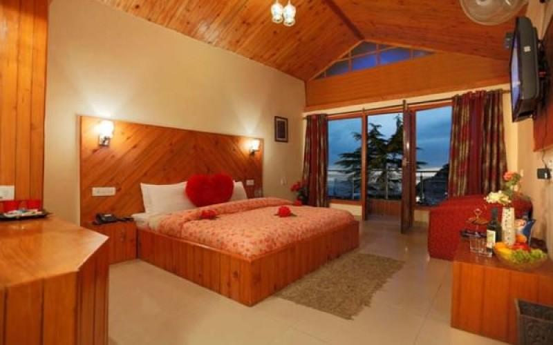 Honeymoon Room Interior
