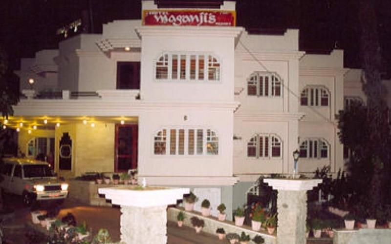 Hotel Maganji's