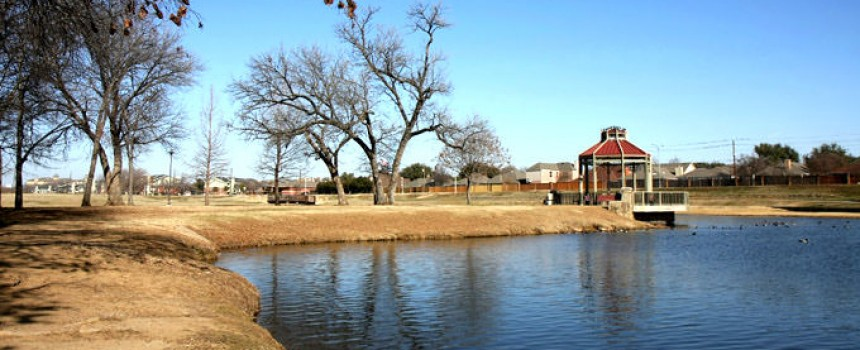 Irving City in Texas