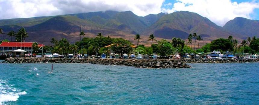 Lahina in Maui