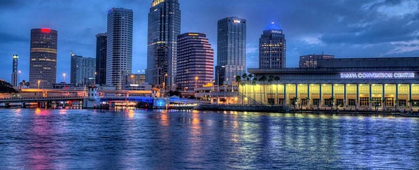 Tampa Medium View