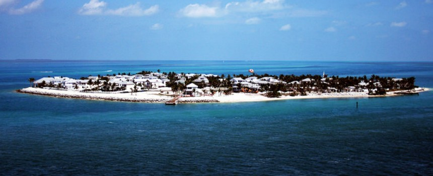 View from Key West