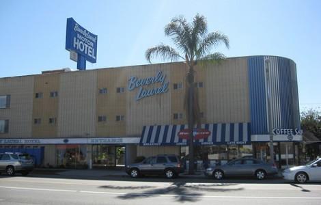 Beverly Laurel Motor Hotel Los Angeles Romantic Honeymoon Packages In Beverly Laurel Motor Hotel
