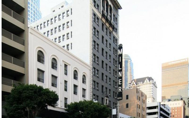 Ritz Milner Hotel Los Angeles