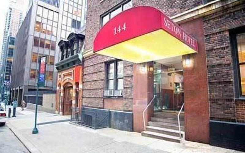 Seton Hotel, New York