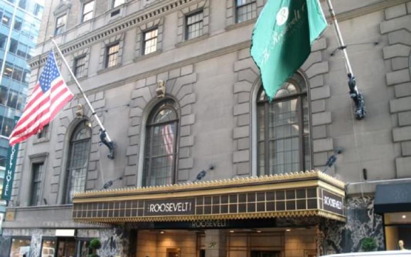 The Roosevelt Hotel, New York