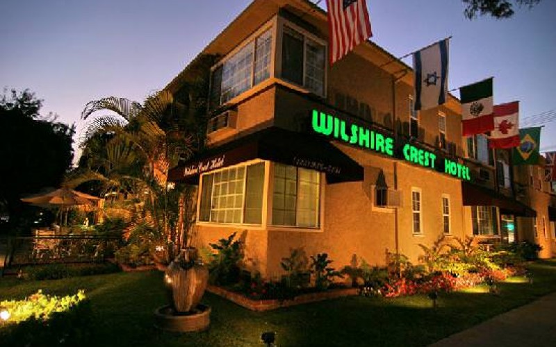 Wilshire Crest Hotel, Los Angeles